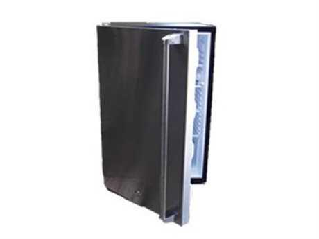 RCS Grills Stainless Fridge Upgrade Door Liner - Swings Right