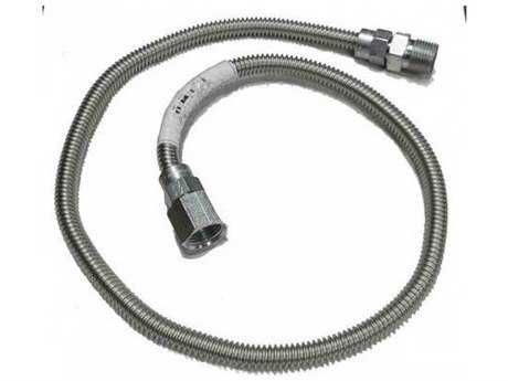 RCS Stainless Steel Flex Hose - 48