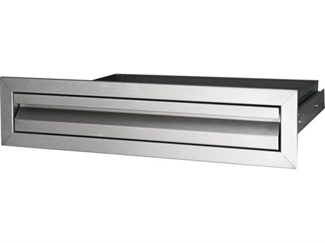RCS Grills Valiant 25''W x 20''D Stainless Steel Single Access Drawer