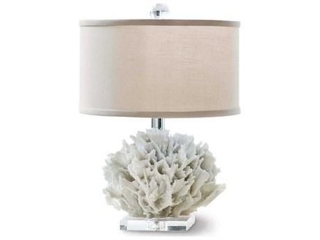 Regina Andrew Ribbon Natural Coral Table Lamp