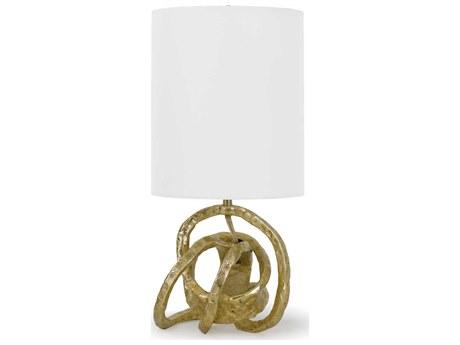 Regina Andrew Mini Knot Soft Gold Table Lamp