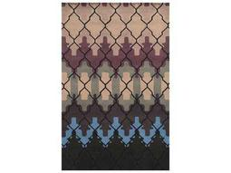 Rizzy Home Bradberry Downs Rectangular Brown & Charcoal Area Rug