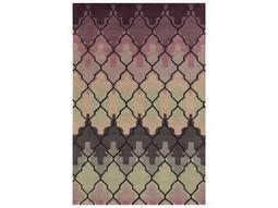 Rizzy Home Bradberry Downs Rectangular Purple Area Rug