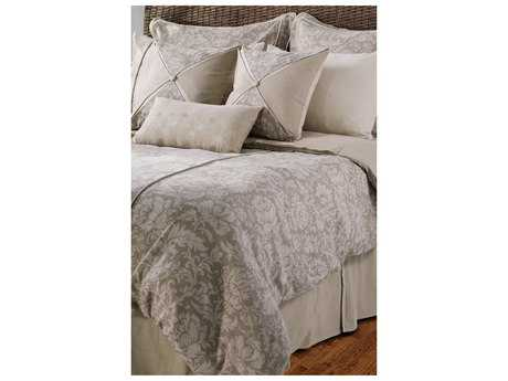 Rizzy Home Venezia Khaki Duvet Bed Set