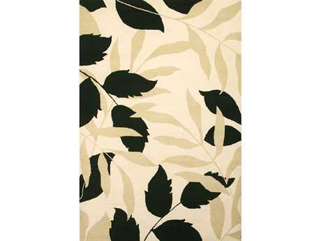 Rizzy Home Pandora Rectangular Ivory Area Rug