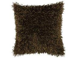 Rizzy Home Brown Pillow Cover