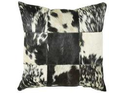 Rizzy Home Black Pillow Cover