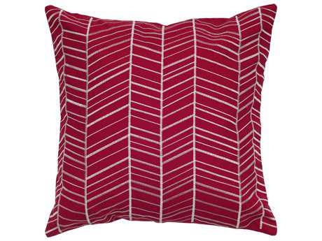 Rizzy Home RED Pillow Cover