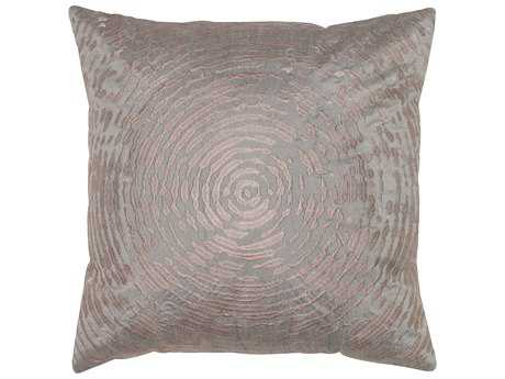 Rizzy Home Plum Pillow Cover