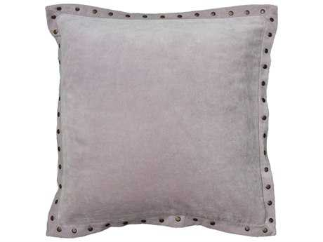 Rizzy Home Light Purple Pillow Cover