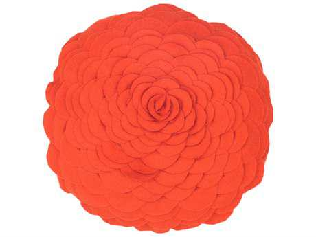 Rizzy Home Orange Pillow Cover