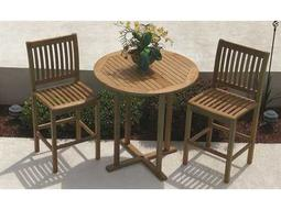 Royal Teak Collection Bar Tables Category
