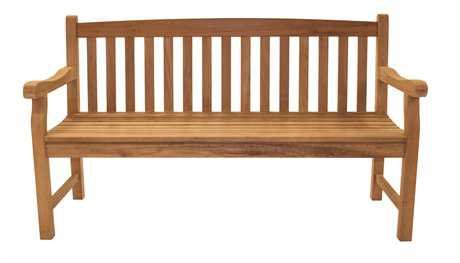 Royal Teak Collection Classic Three-Seater Bench
