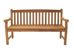 Classic Three-Seater Bench