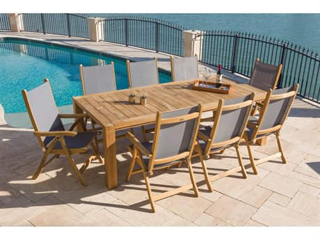 Royal Teak Collection Florida Dining Set