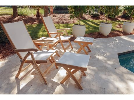 Royal Teak Collection Florida Lounge Set