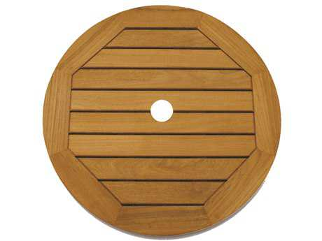 Royal Teak Collection 23 Round Lazy Susan