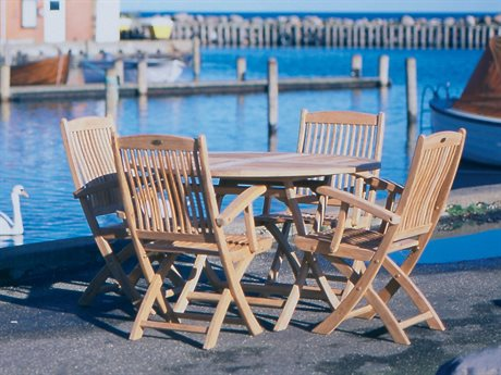 Royal Teak Collection Sailor Dining Set