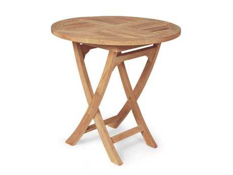 Royal Teak Collection Sailor 30'' Wide Round Dining Table