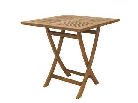 Royal Teak Collection Sailor 30'' Wide Square Table RLSFS30