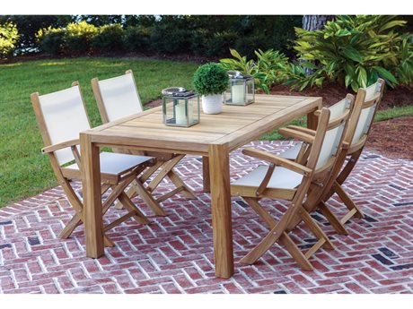 Royal Teak Collection Sailmate Dining Set
