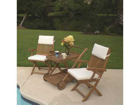 Royal Teak Collection Sailor Lounge Set