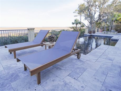 Royal Teak Collection Sundaze Lounge Set