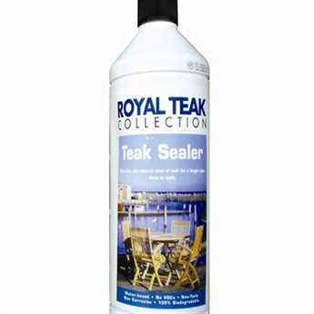 Royal Teak Collection Teak Sealer PatioLiving