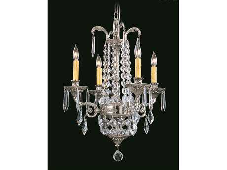 Framburg Czarina Four-Light 19'' Wide Chandelier