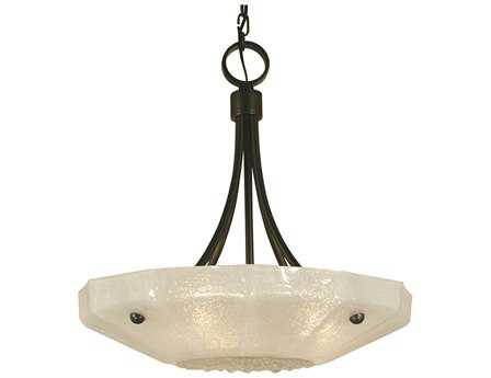 Framburg Veronique Three-Light 19'' Wide Mini Chandelier