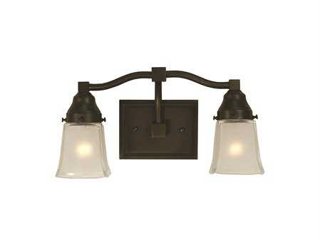 Framburg Taylor Two-Light Wall Sconce