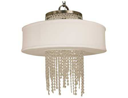 Framburg LED Angelique Four-Light 23'' Wide Chandelier