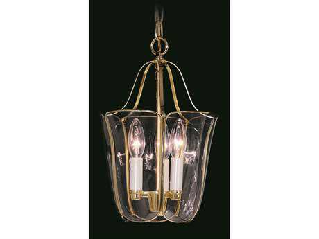 Framburg Yorkshire Three-Light 9'' Wide Mini Chandelier