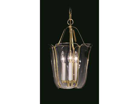 Framburg Yorkshire Three-Light 11'' Wide Mini Chandelier