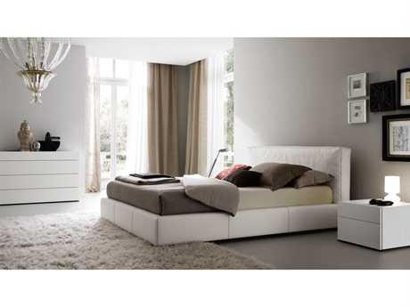 Rossetto Touch White Bedroom Set