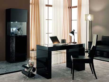 Rossetto Nightfly Black Office Set