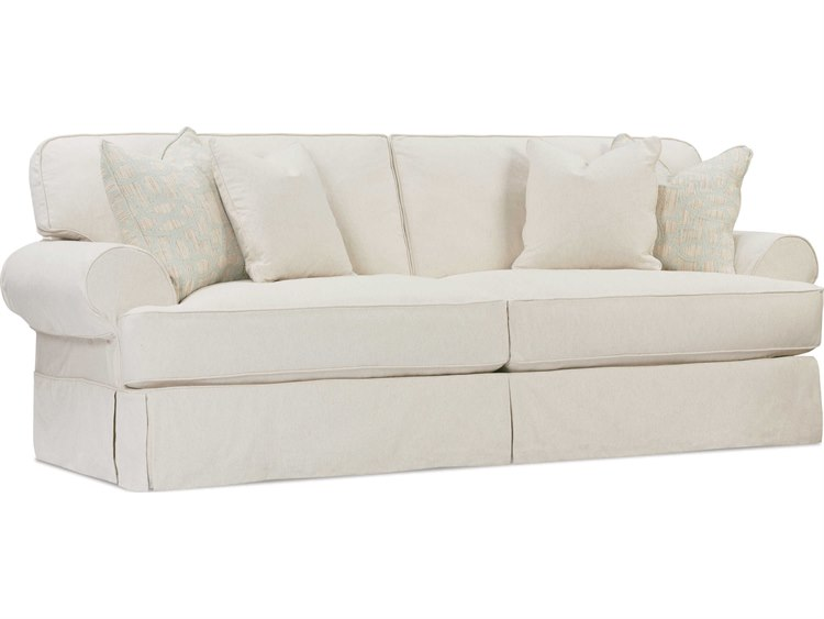 Exceptionnel Rowe Furniture Addison Two Cushion Sofa With Slipcover