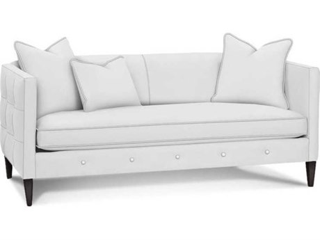 Rowe Furniture Claire Bench Cushion 75'' Sofa