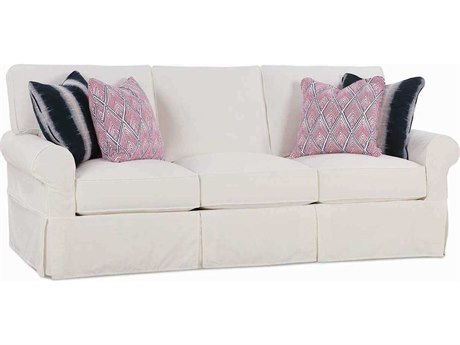 Rowe Furniture Easton Slip Sofa with Slipcover