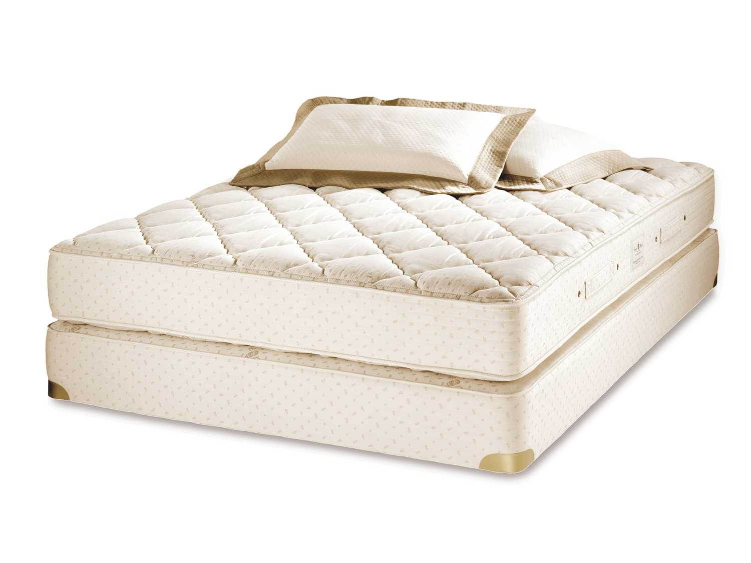 Royal Pedic Classic Latex Quilt Top Quilted 7 Zone