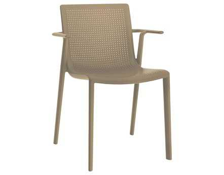 Resol Beekat Recycled Plastic Sand Arm Chair