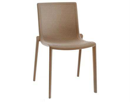 Resol Beekat Recycled Plastic Sand Side Chair