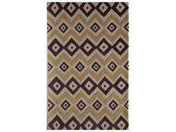Rugs America Gramercy Rectangular Ultra Violet Area Rug