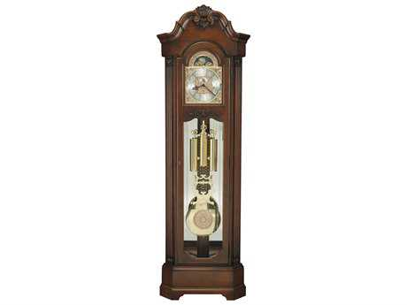 Ridgeway Clocks Cabris II Marquis Cherry Grandfather Clock