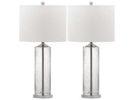 Safavieh Grant Clear Table Lamp (2 Piece Set)