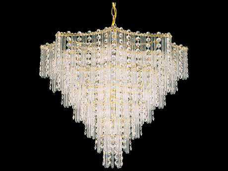 Schonbek Jubilee 13-Light 20'' Wide Mini Chandelier