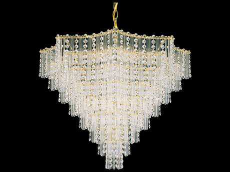 Schonbek Jubilee 15-Light 23'' Wide Mini Chandelier