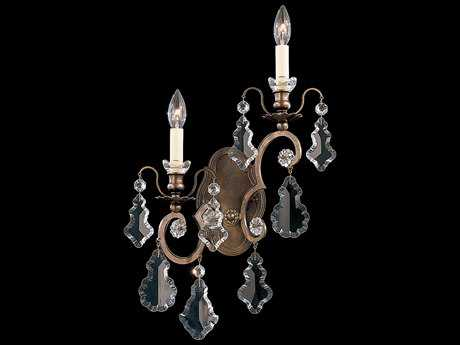 Schonbek Versailles Two-Light Wall Sconce