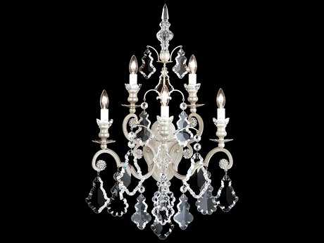 Schonbek Versailles Five-Light Wall Sconce