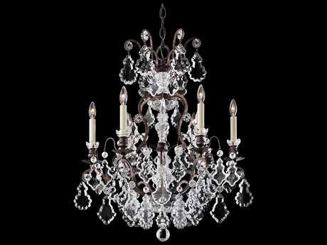 Schonbek Versailles Seven-Light 23'' Wide Grand Chandelier